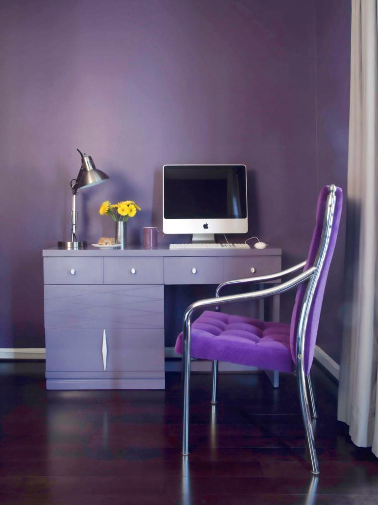 escritorio diseños espacios variantes metales blanco