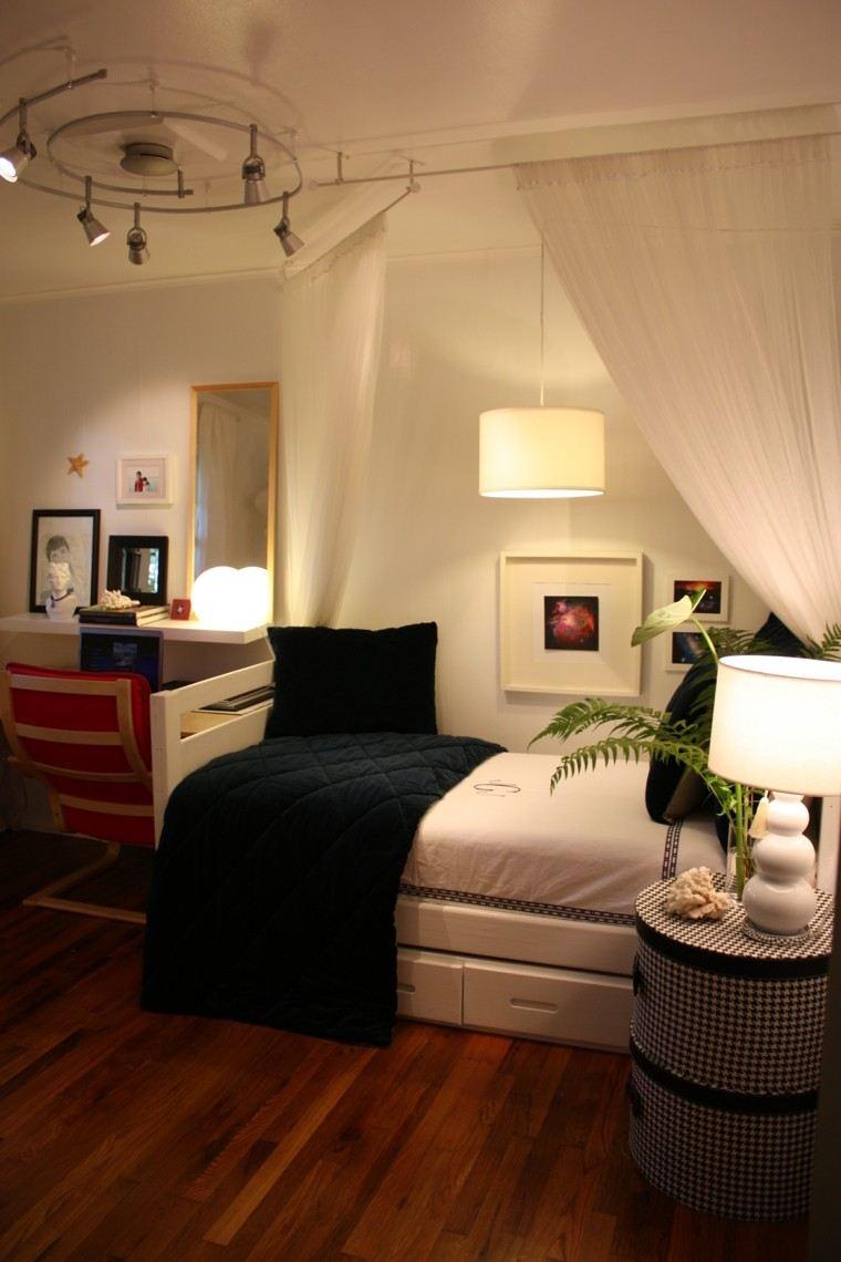 espacio habitaciones pequeñas