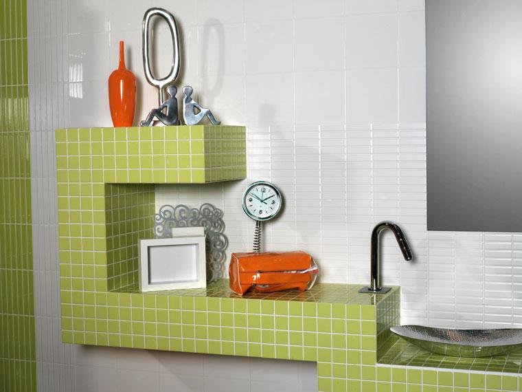 Tamano Baldosas Baño:Gresite baños – revestimientos que crean ambientes