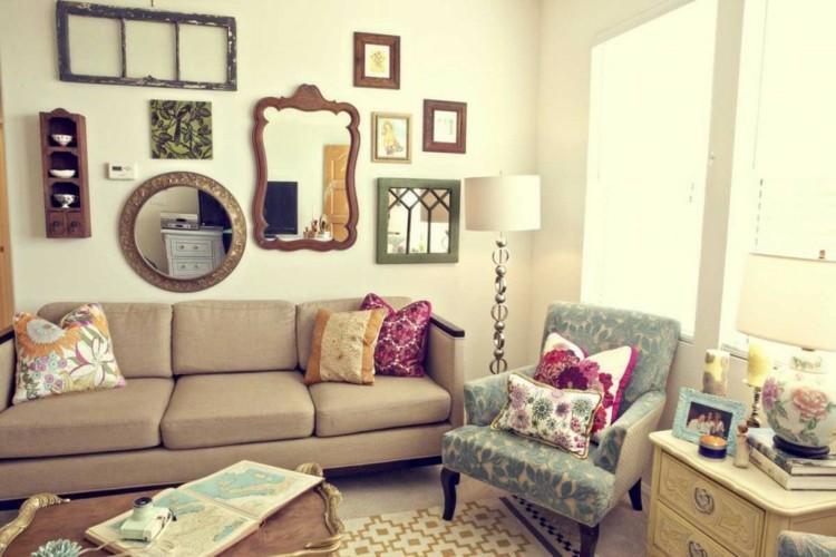 estilos casas diseño areas espejos lineas