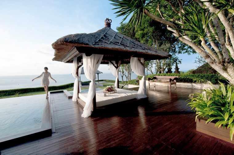 terraza lujosa diseño exotigo