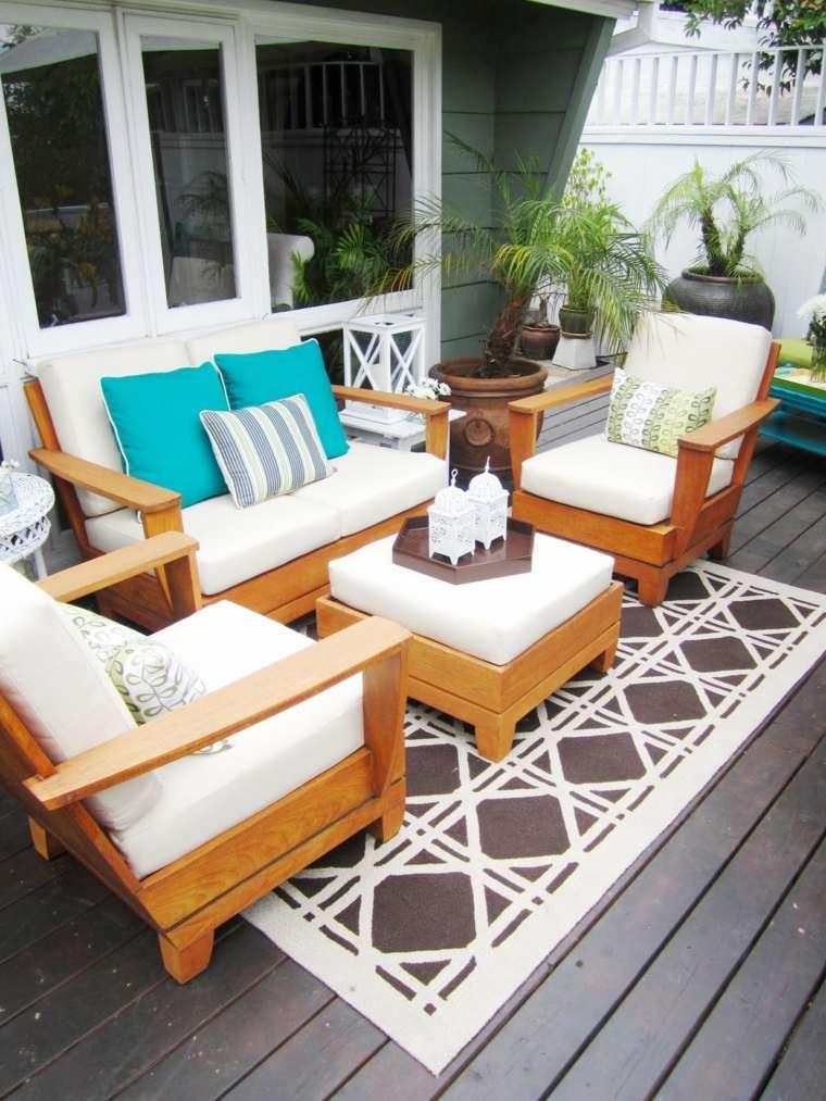 estupenda alfombra diseño moderno