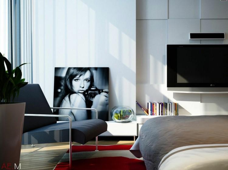 estuopendo diseño cuarto moderno