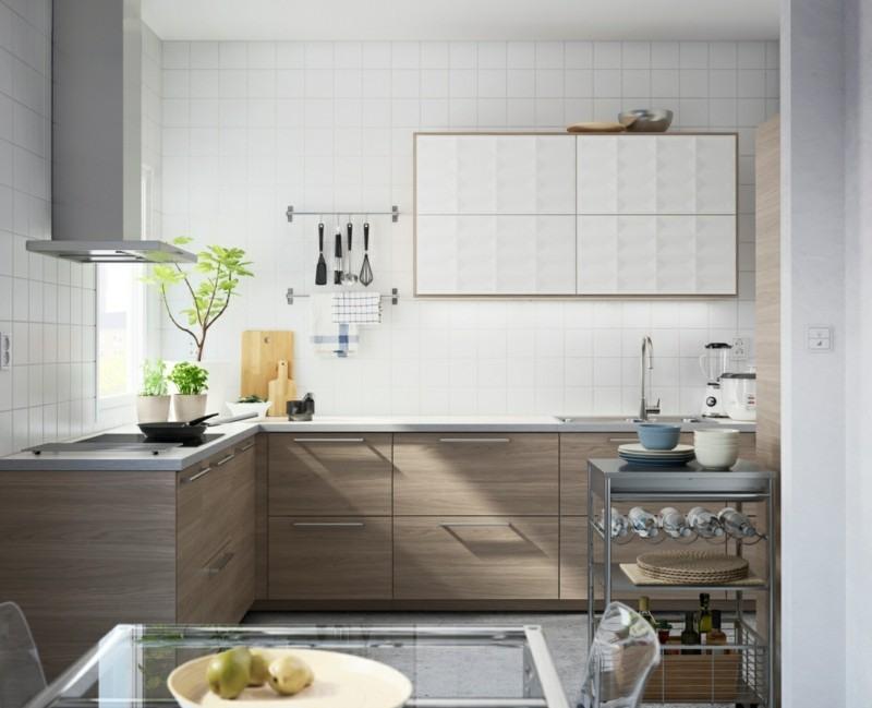 estupenda cocina muebles madera laminada