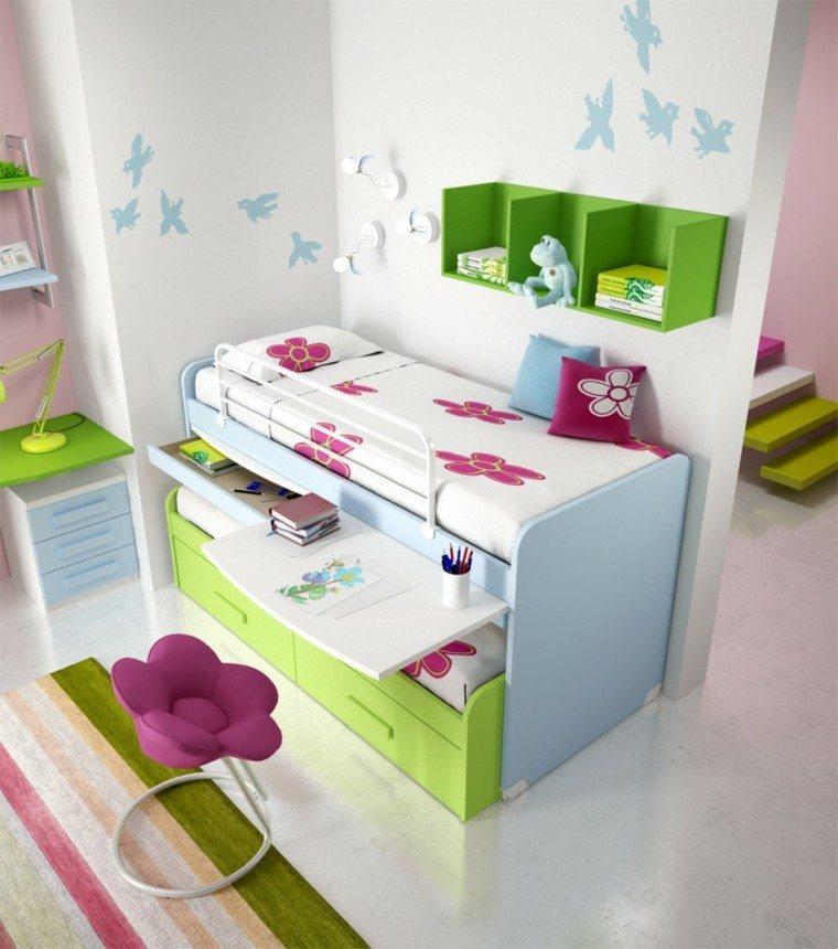 estupendo diseño muebles infantiles modernos