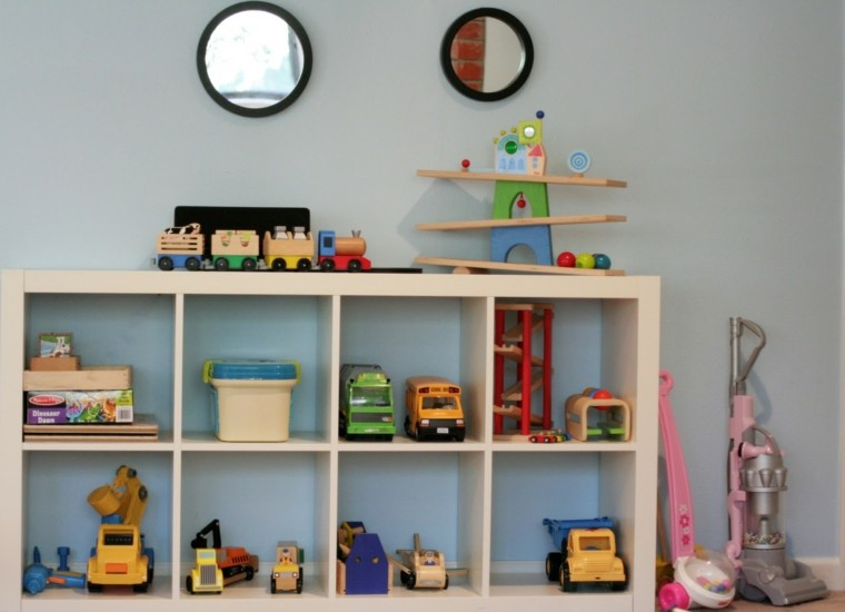 estupendo diseño mueble juguetes