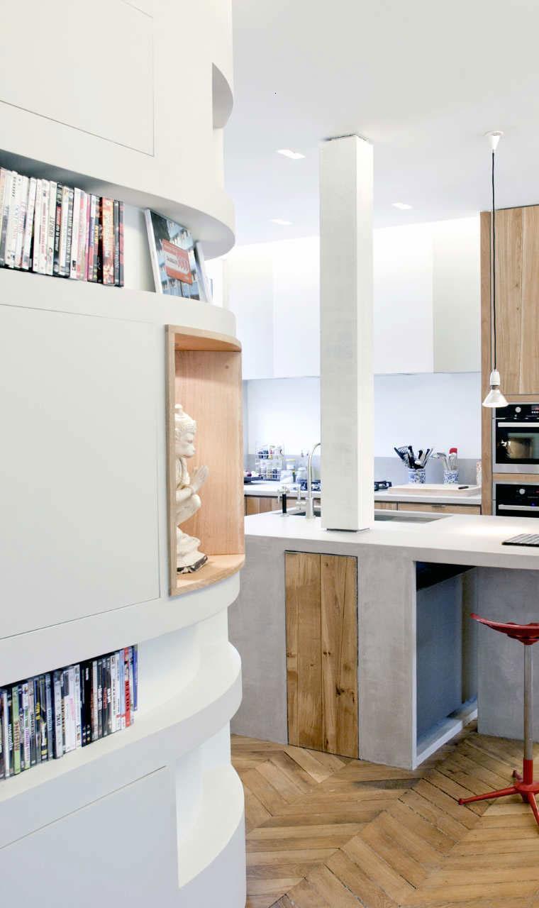 estupendo diseño cocina contemporánea