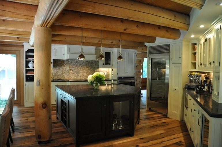 fabuloso diseño techo cocina