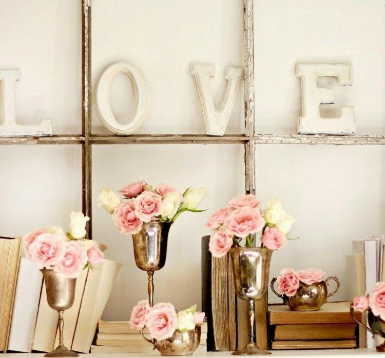 flores casas diseño areas metales rosa