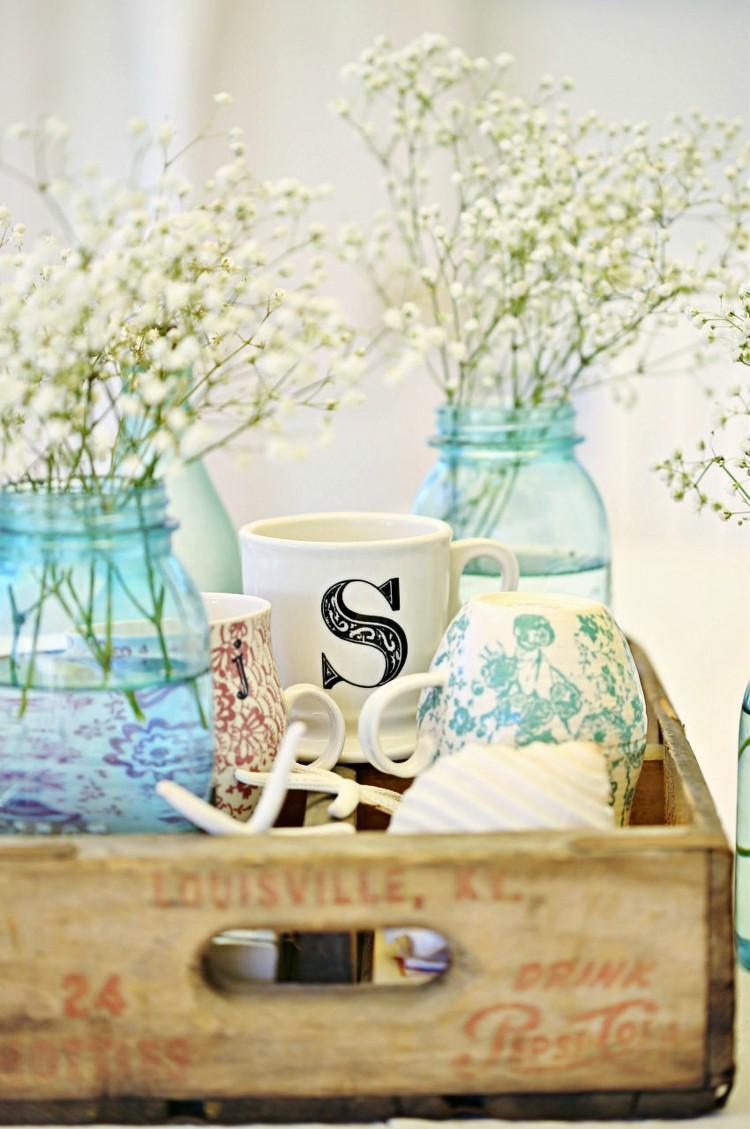 Decoracion Vintage Y Chic Soluciones Para Espacios Frescos  # Muebles Bintash
