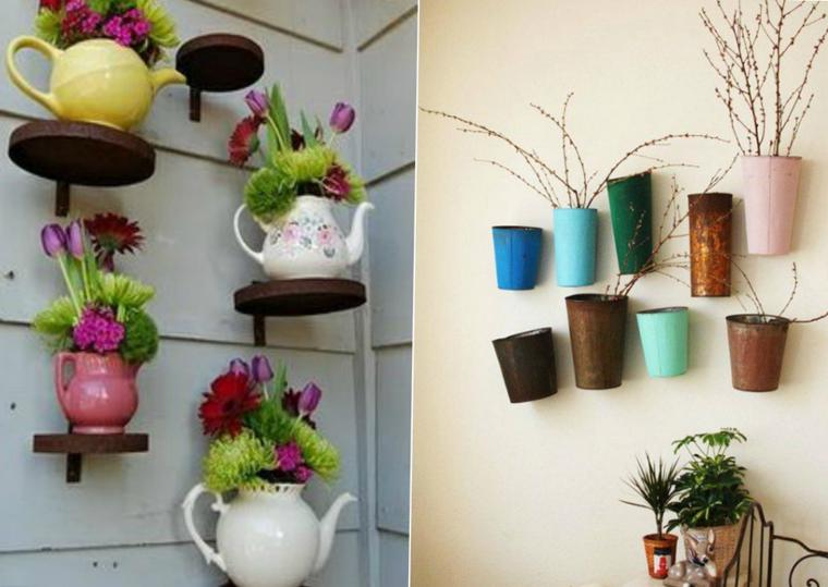 Decorar con plantas es genial treinta y ocho ideas - Decorar con plantas el salon ...
