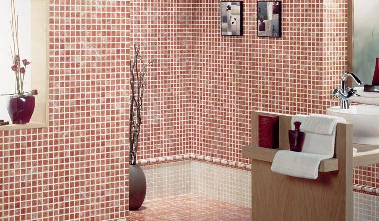 Gresite ba os revestimientos que crean ambientes - Mosaicos para banos ...