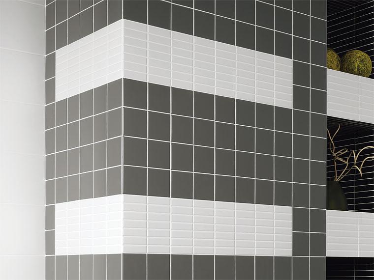 Azulejos Baño Originales:Gresite baños – revestimientos que crean ambientes