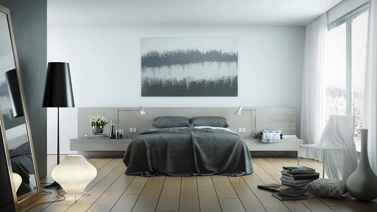 grises fresca detalles solido madera lamparas