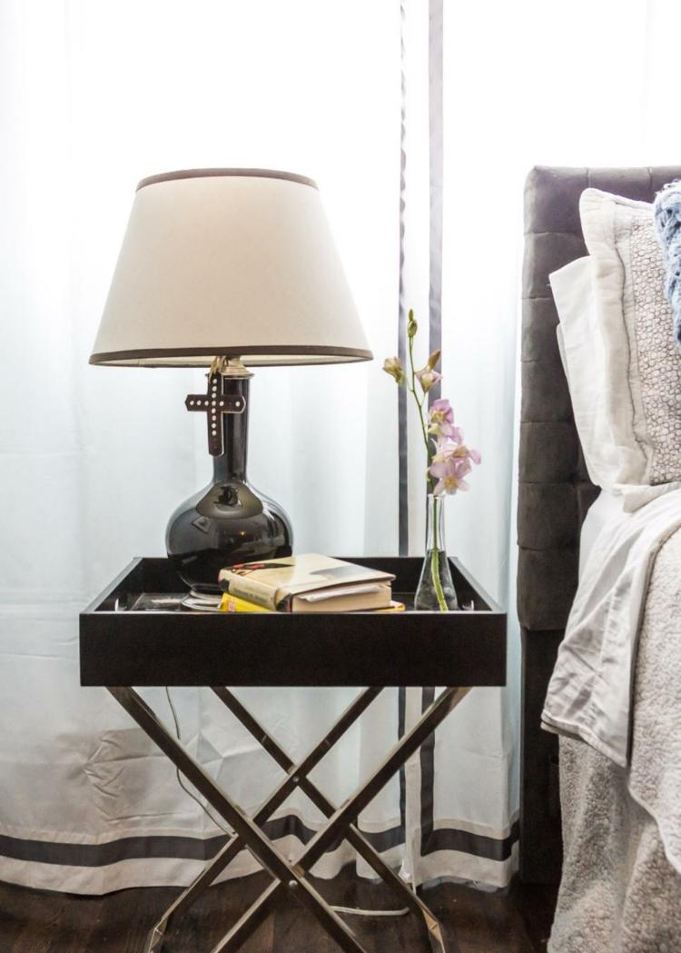 habitacion detalles lamparas plegable muebles
