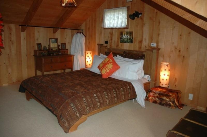 Dormitorios De Matrimonio Estilo Rustico : Decoracion de dormitorios rusticos madera y piedra