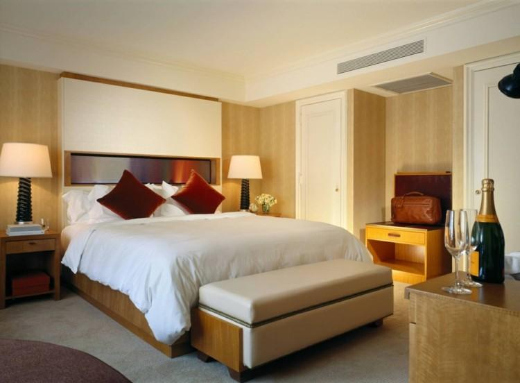 habitaciones diseño de moda madera
