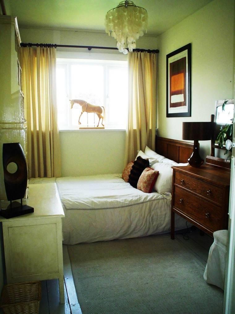 Ideas de decoracion para dormitorios peque os 38 fotos - Decoracion dormitorios pequenos ...