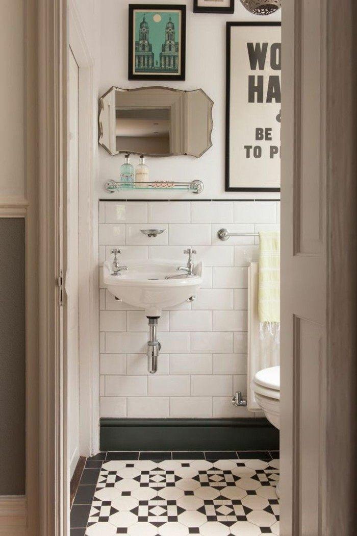 ideas decoracion baños pequeños espejos elementos espacio
