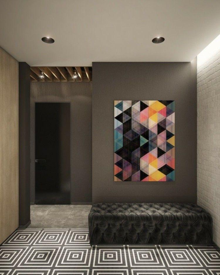 Ideas decoracion de interiores pintura y sus efectos for Decoracion de interiores ideas
