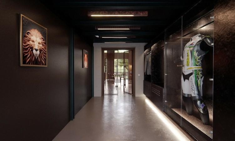 ideas decoracion de interiores pintura leon suelos