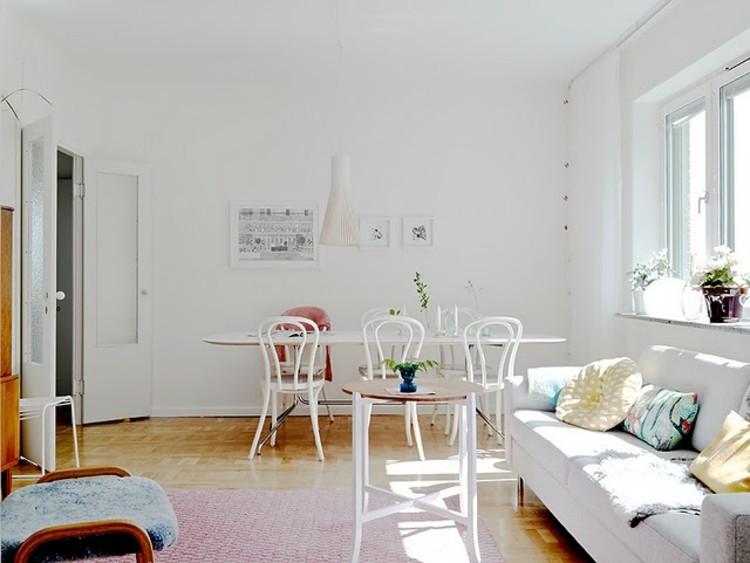 diseño interiores sillones cuadros