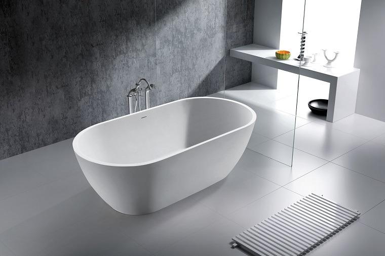 ideas especiales baños confortables