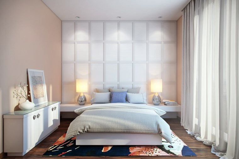 Ideas para decorar habitacion que para el aliento - Alfombras para dormitorios ...