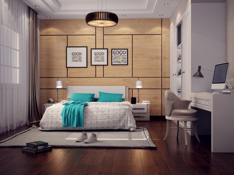ideas para decorar habitacion dormitorio cuadros ideas