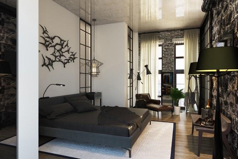 Ideas para decorar habitacion que para el aliento - Decoracion paredes dormitorio ...