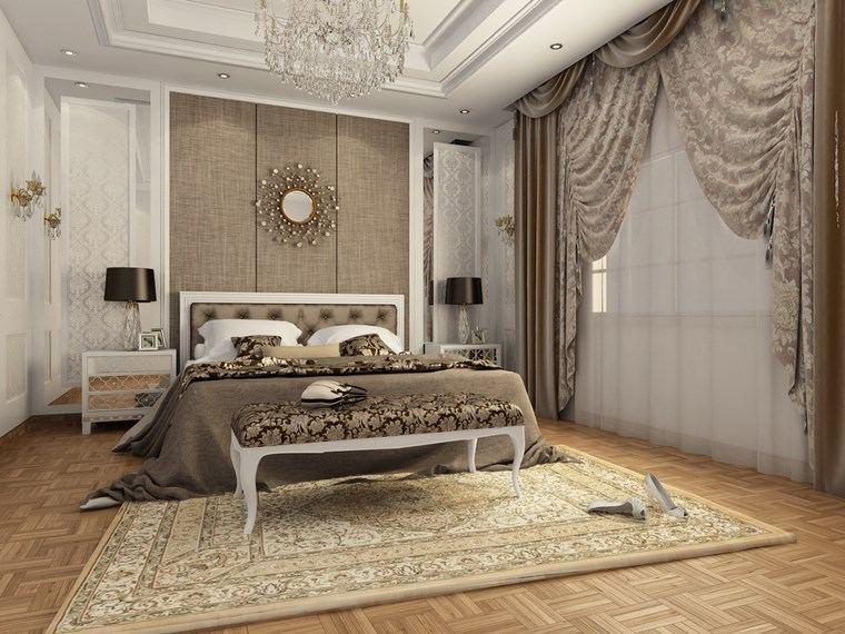 decorar habitacion dormitorio espejo originala ideas