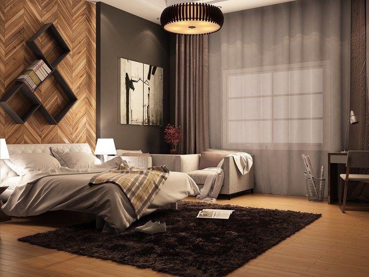 decorar habitacion dormitorio estanteria bonita ideas