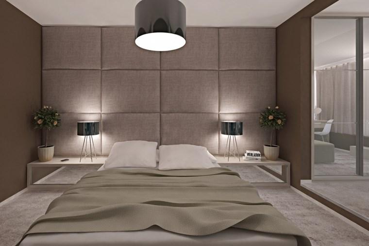 decorar habitacion dormitorio lamparas preciosas ideas