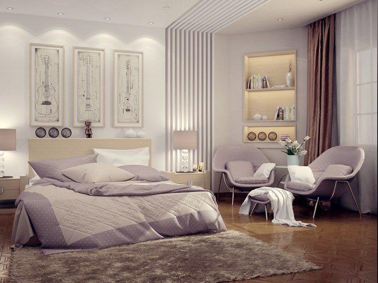 Ideas para decorar habitacion que para el aliento for Sillones de dormitorio modernos