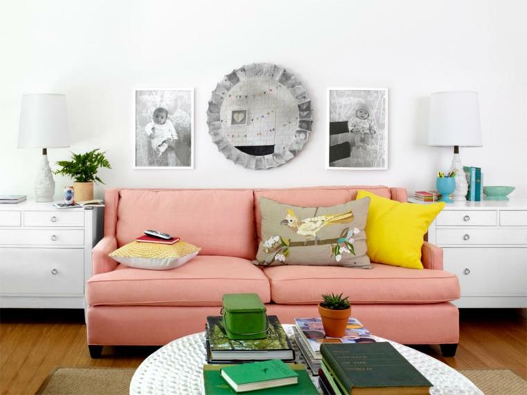 ideas para reformar mi casa verde salones espejos