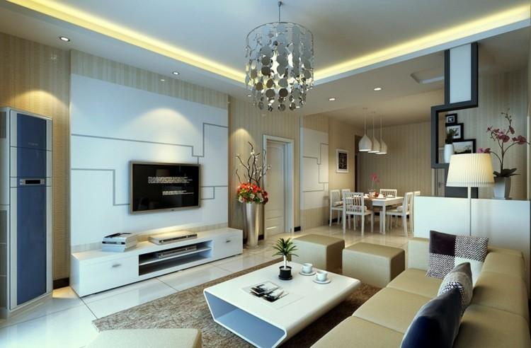 iluminacion salon y diseos