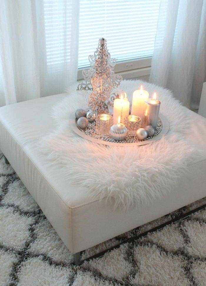 invierno decoracion detalles soluciones peludo cortinas