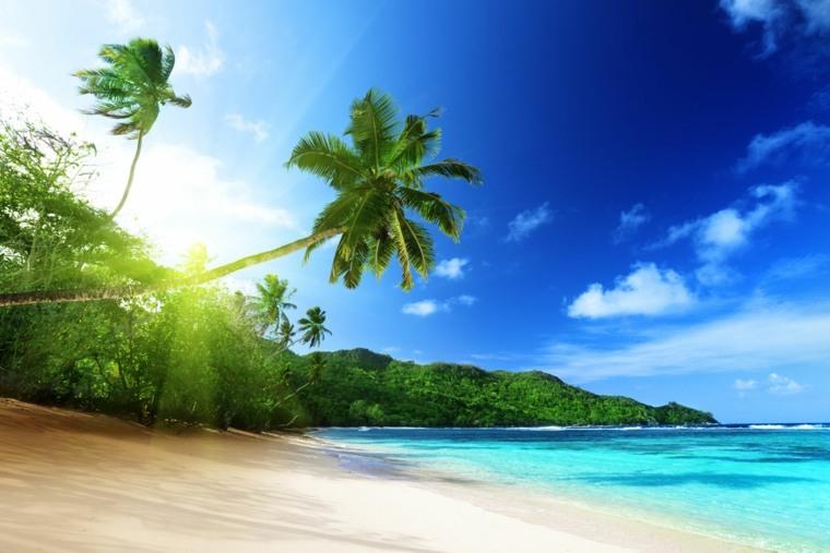 islas destinos turimso detalles botellas arenas