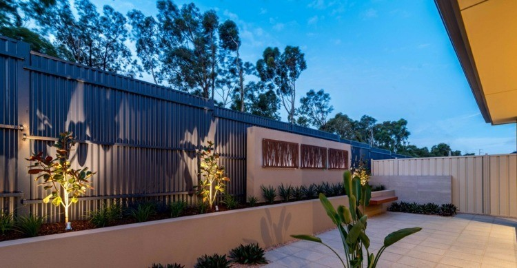 jardines bombillas led ideas calles plantas