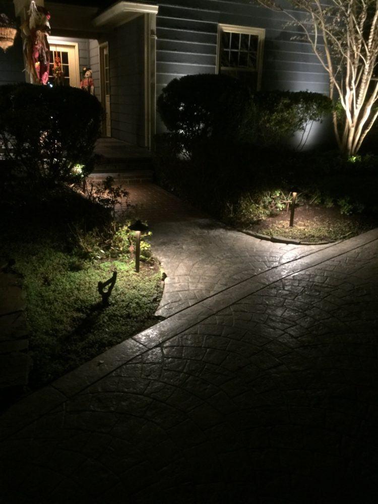 jardines bombillas led ideas moderno solar calles