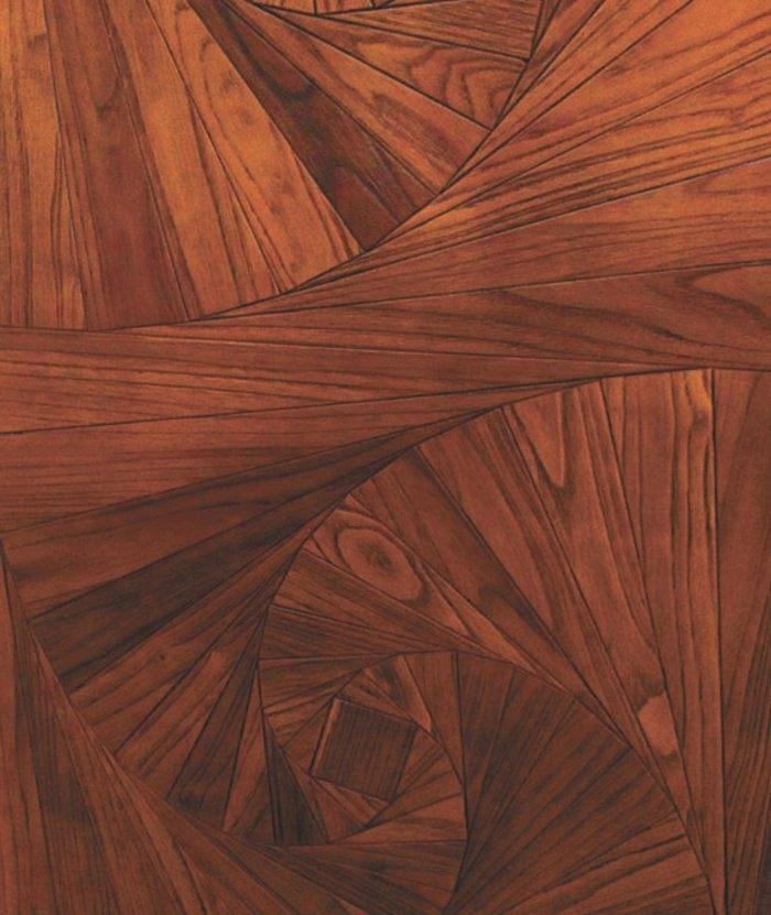 laminado original diseño caracolas fractales