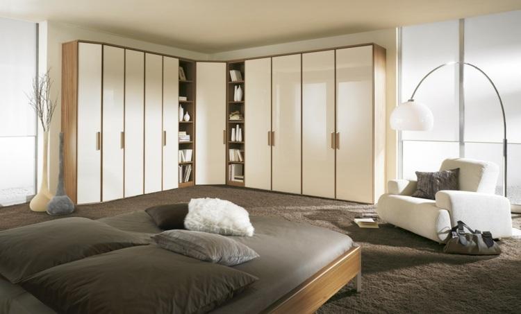 lamparas alfombras variantes madera curvada