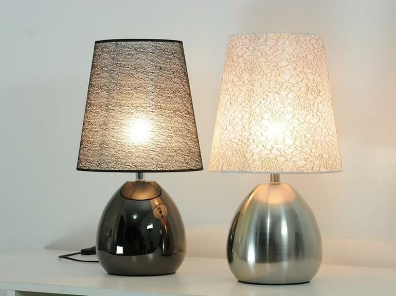 diseños de lámparas para mesilla