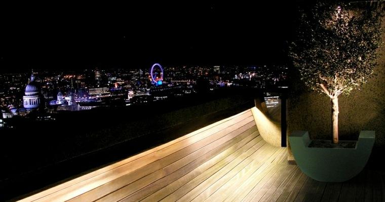 luces diseño terrazasa decorados luces calido