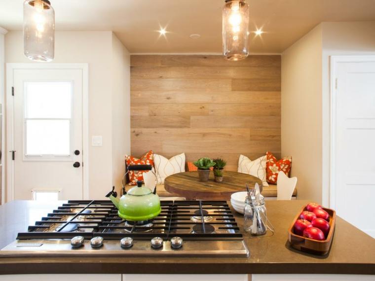 luminosa detalles cocinas salones flores frutas