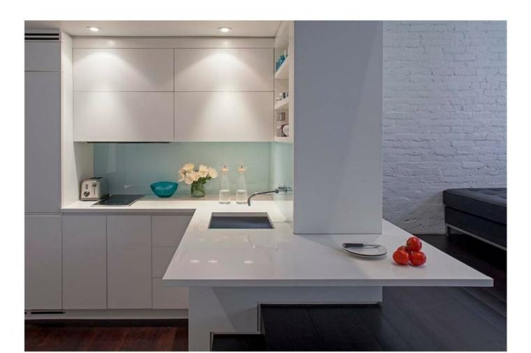 luminosa detalles cocinas salones colores