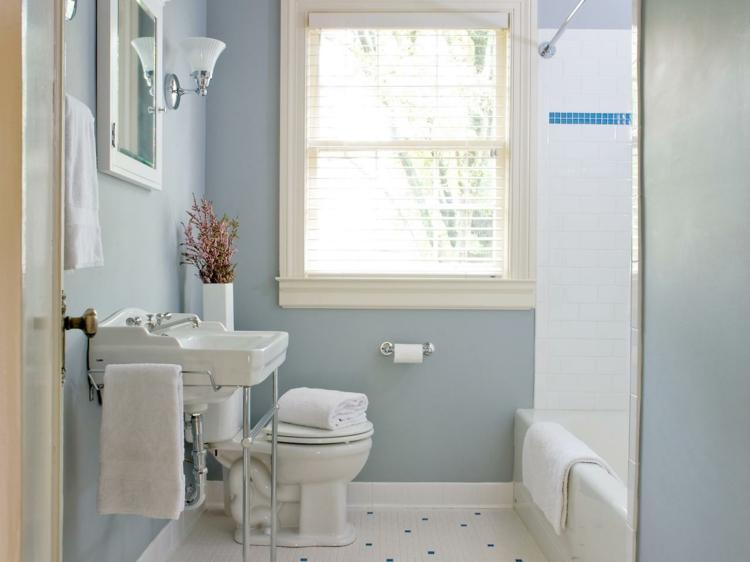 luminoso azules ventanas blancos fresco