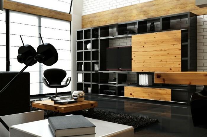 maderas fresco sillas negro natural