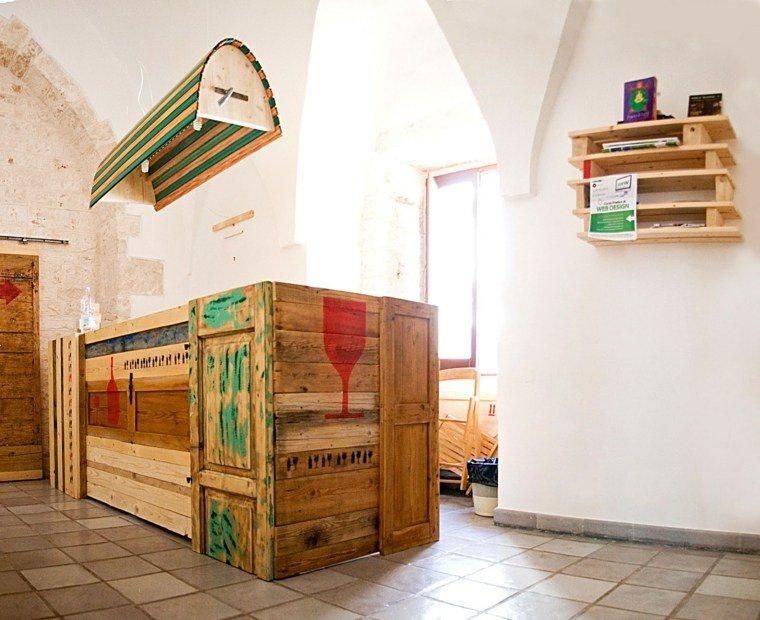 manualidades casa muebles palets ideas