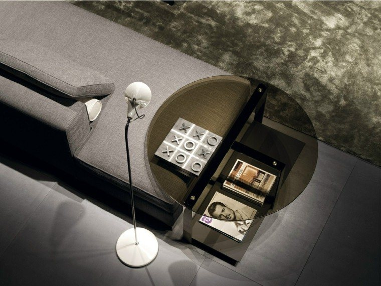 mesa auxuliar preciosas salon cristal ideas